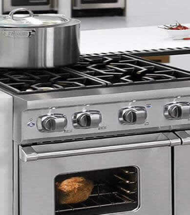 gas cooker installers Manchester