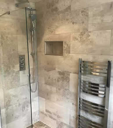 wet room installers Stockport